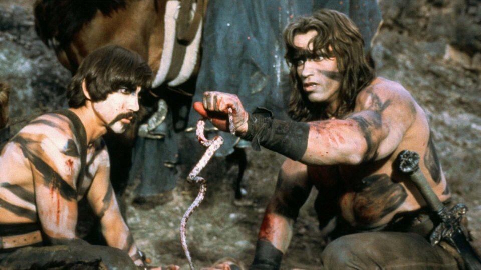 Conan the Barbarian (1982) • Screenplay