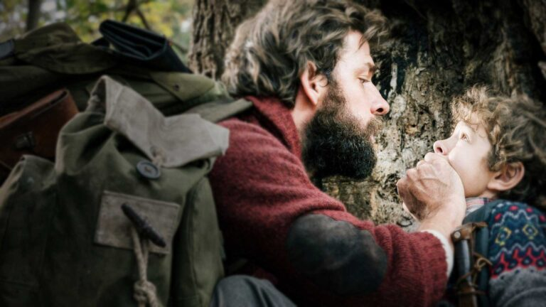 A Quiet Place (2018) • Screenplay