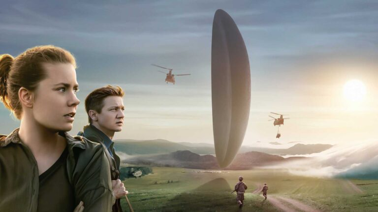 Arrival (2016) • Screenplay