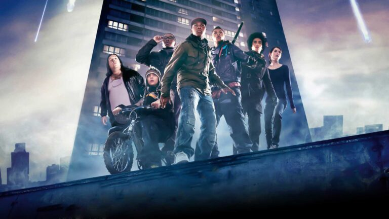 Attack the Block (2011) • Screenplay