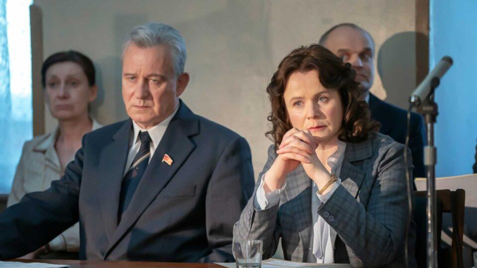 """Chernobyl • """"Vichnaya Pamyat"""" (2019) • Teleplay"""