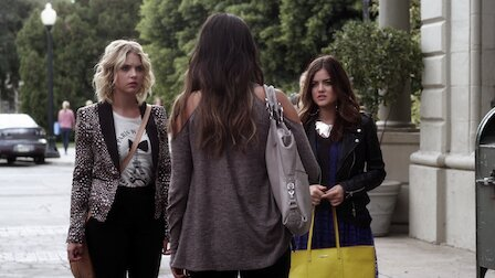 "Pretty Little Liars | Dialogue Transcript | S3:E17 - ""Out of the Frying Pan, Into the Inferno"""