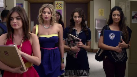 "Pretty Little Liars | Dialogue Transcript | S3:E02 - ""Blood Is the New Black"""