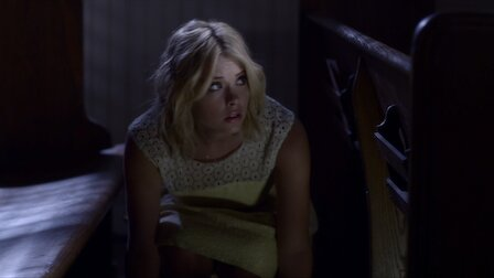 "Pretty Little Liars | Dialogue Transcript | S3:E06 - ""The Remains of the A"""