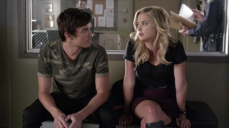 """Pretty Little Liars   Dialogue Transcript   S5:E18 - """"Oh, What Hard Luck Stories They All Hand Me"""""""