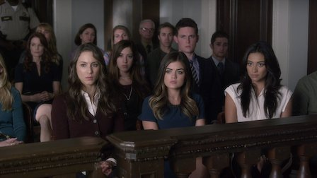 """Pretty Little Liars   Dialogue Transcript   S5:E23 - """"The Melody Lingers On"""""""