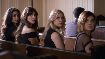 """Pretty Little Liars   Dialogue Transcript   S6:E11 - """"Of Late I Think of Rosewood"""""""