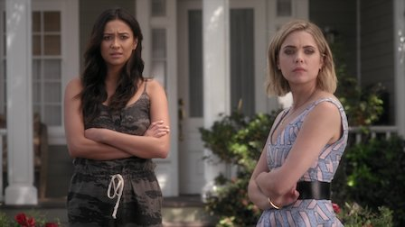 """Pretty Little Liars   Dialogue Transcript   S6:E03 - """"Songs of Experience"""""""
