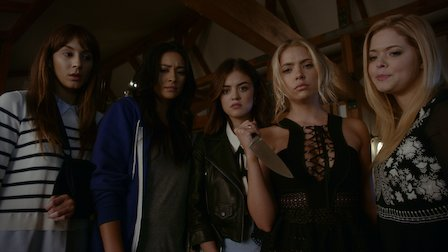 """Pretty Little Liars   Dialogue Transcript   S7:E12 - """"These Boots Were Made for Stalking"""""""