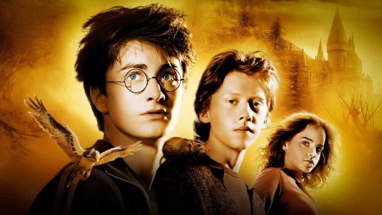 Harry Potter and the Prisoner of Azkaban (2004) • Screenplay