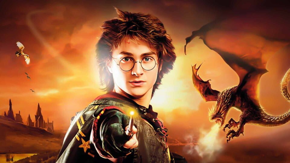 Harry Potter and the Goblet of Fire (2005) • Screenplay