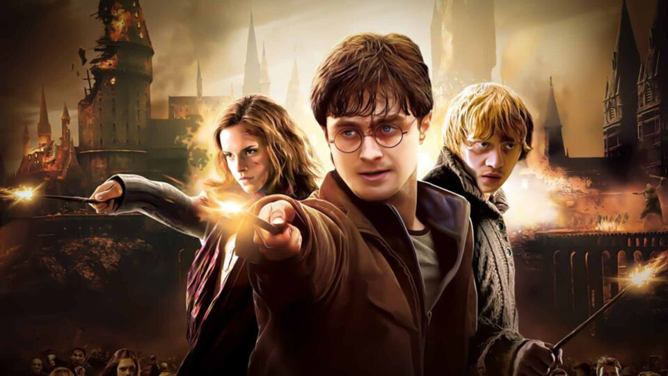 Harry Potter and the Deathly Hallows: Part 2 (2011) • Screenplay