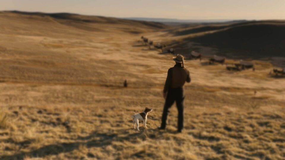 The Ballad of Buster Scruggs (2018) • Screenplay