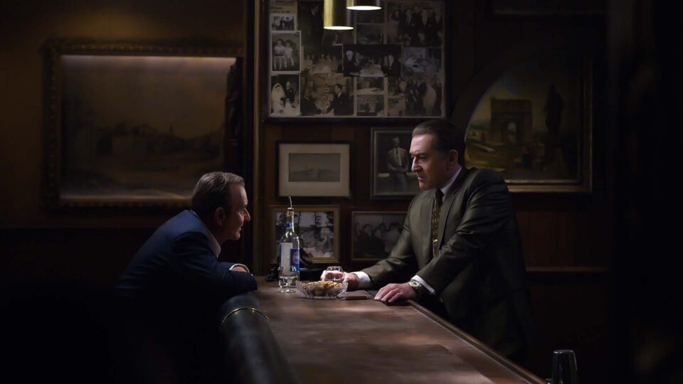 The Irishman (2019) • Screenplay