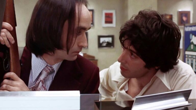 Dog Day Afternoon (1975) • Screenplay