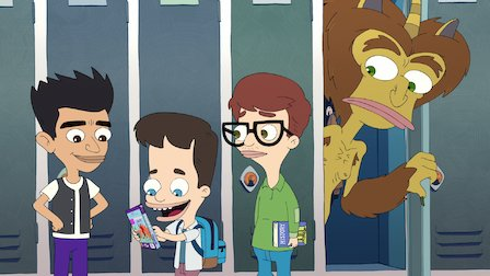 """Big Mouth 