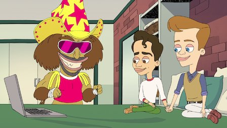 """Big Mouth   Dialogue Transcript   S3:E04 - """"Obsessed"""""""