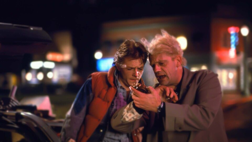 Back to the Future (1985) • Screenplay