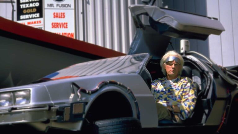 Back to the Future Part II (1989) • Screenplay
