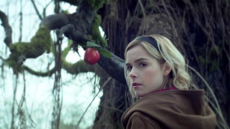 Chilling Adventures of Sabrina (2018-2020 ) • Season 1 • Dialogue Transcripts