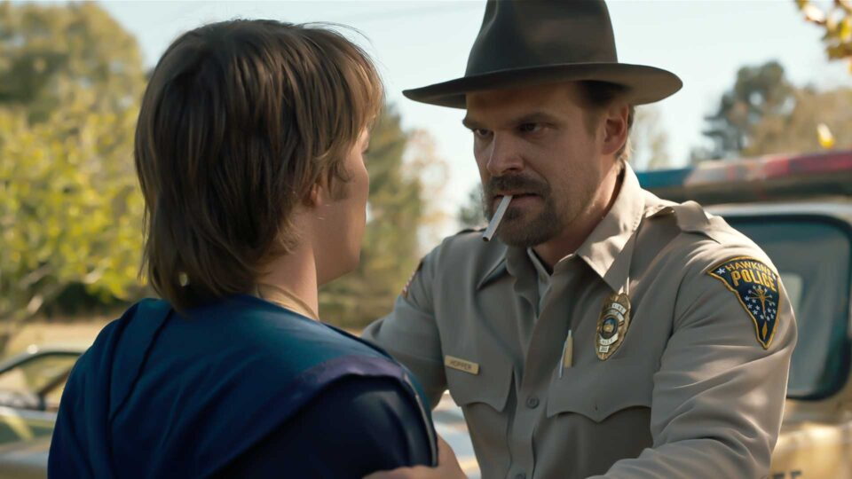 "Stranger Things • ""Chapter Two: The Weirdo on Maple Street"" (2016) • Teleplay"