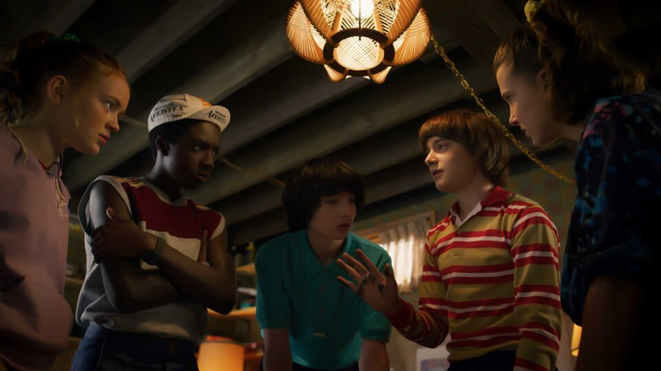 "Stranger Things 3 • ""Chapter Four: The Sauna Test"" (2019) • Teleplay"
