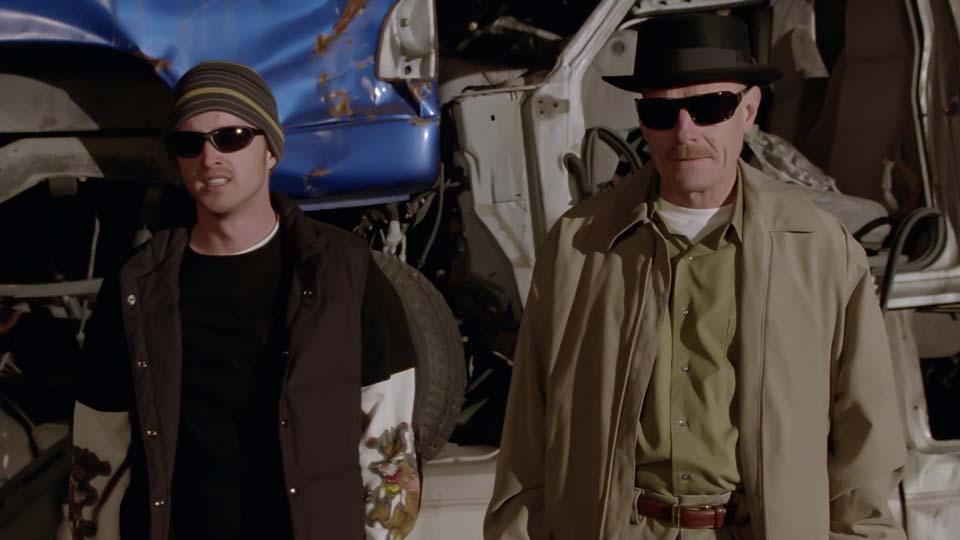 Breaking Bad (2008-2013) • Season 1 • Dialogue Transcripts