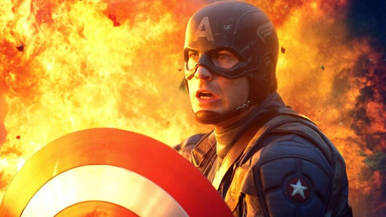 Captain America: The First Avenger (2011) • Screenplay