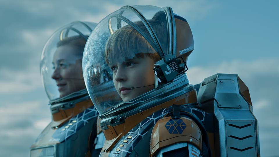 Lost in Space (2018 – ) • Season 2 • Dialogue Transcripts