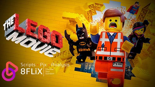 Read The Lego Movie screenplay by Chris Miller and Phil Lord