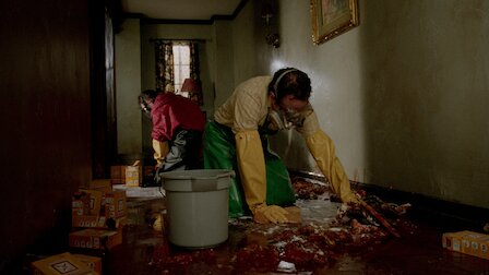 """Breaking Bad   Dialogue Transcript   S1:E3 - """"...And the Bag's in the River"""""""