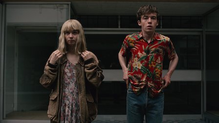 """The End of the F***ing World 