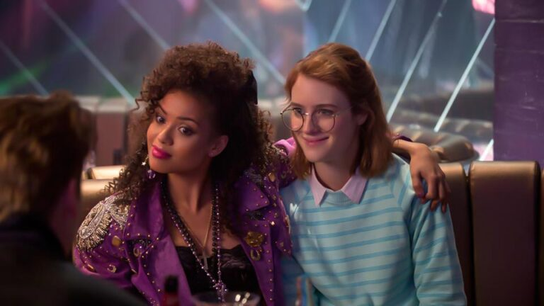 "Black Mirror • ""San Junipero"" (2016) • Teleplay"