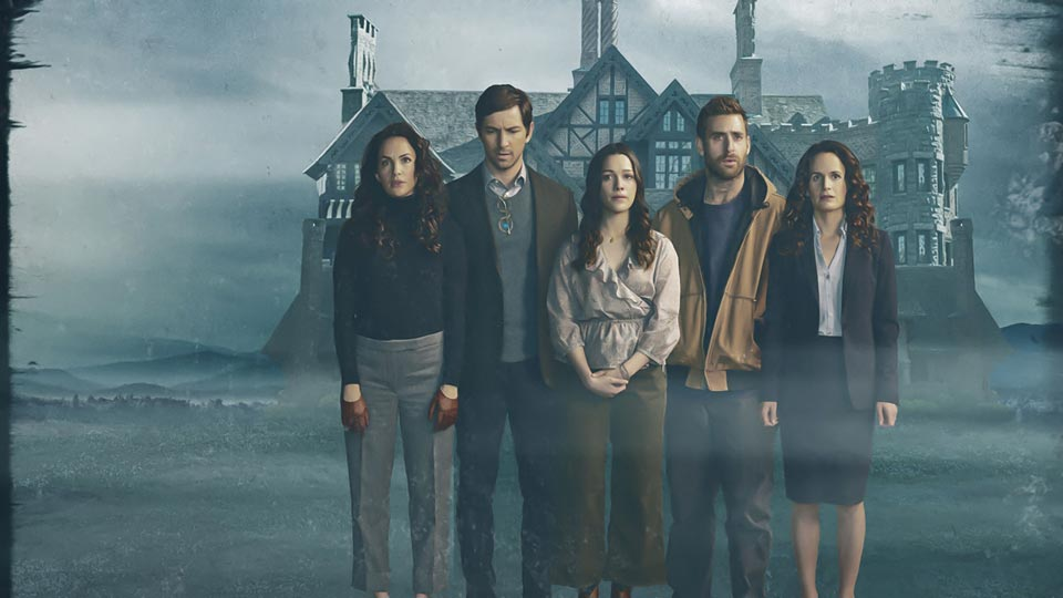 The Haunting of Hill House (2018) • Season 1 • Dialogue Transcripts