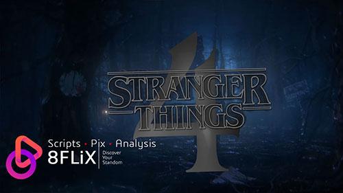 Visit the 8FLiX Stranger Things Standom