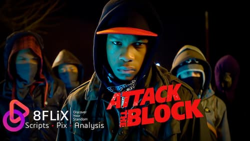 Read the Attack the Block screenplay