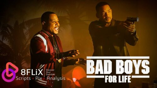 The Bad Boys for Life screenplay and script