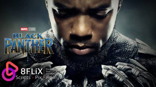 The Black Panther screenplay and script