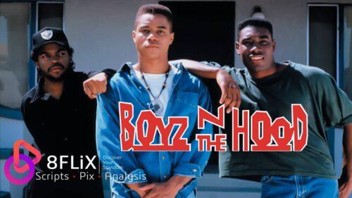 The Boyz n the Hood screenplay and script