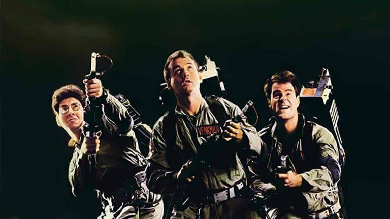 Ghostbusters (1984) • Screenplay
