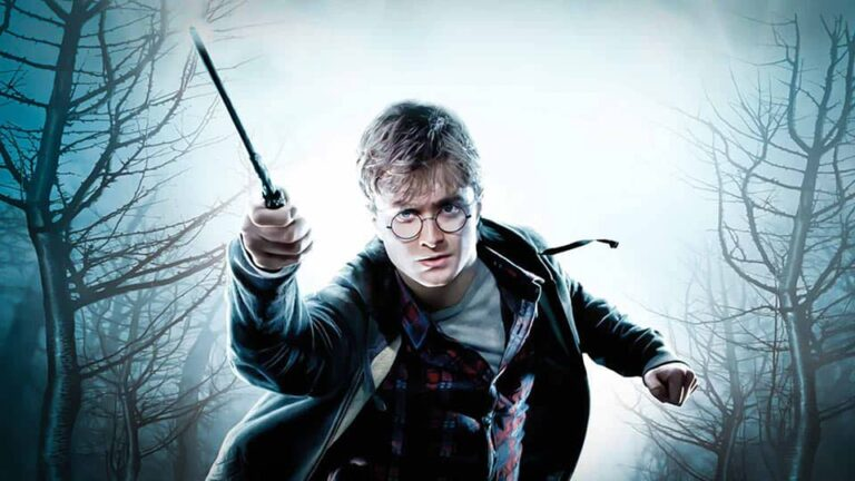 Harry Potter and the Deathly Hallows: Part 1 (2010) • Screenplay