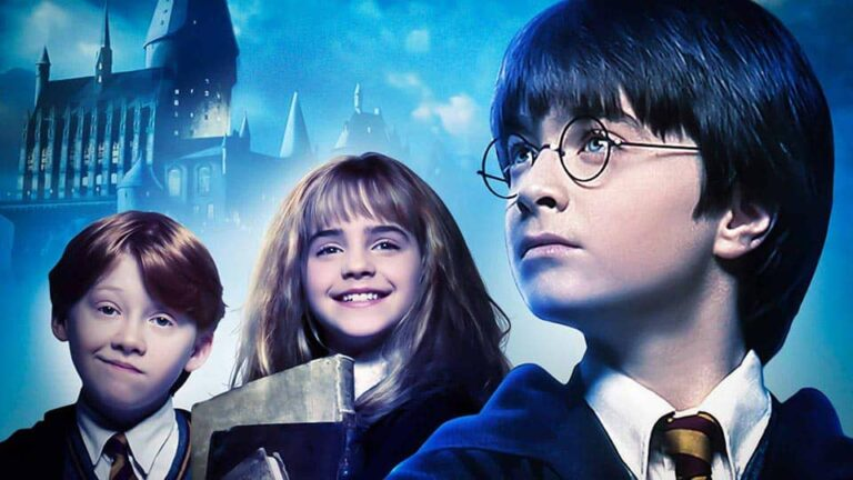 Harry Potter and the Sorcerer's Stone (2001) • Screenplay