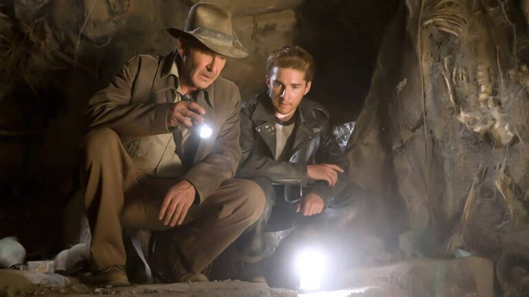 Indiana Jones and the Kingdom of the Crystal Skull (2008) • Screenplay