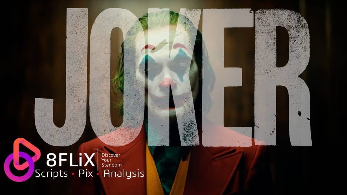 The Joker screenplay and script