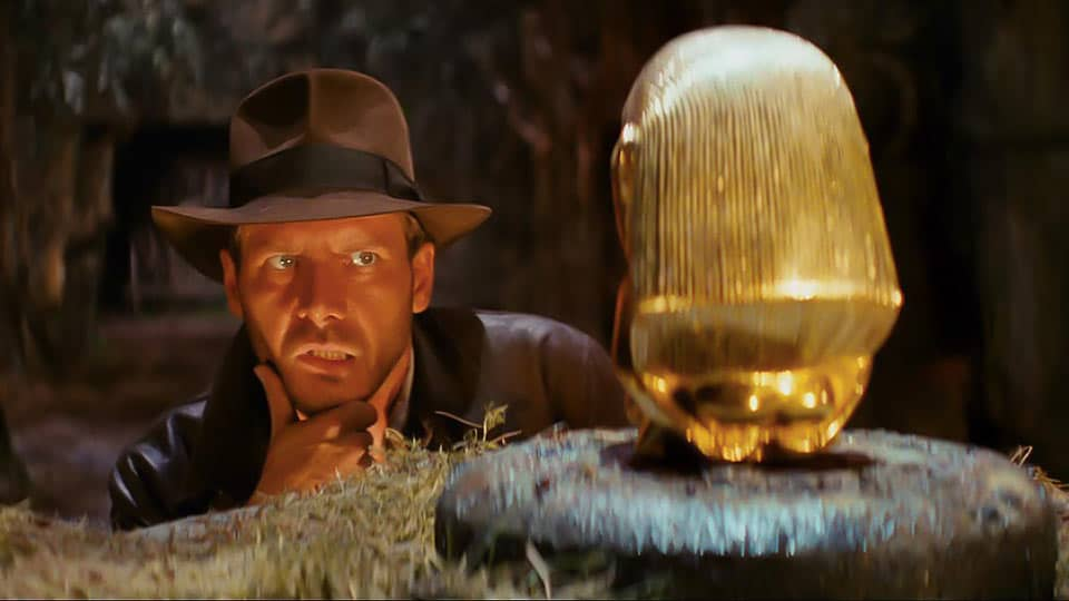 Indiana Jones and the Raiders of the Lost Ark (1981) • Screenplay