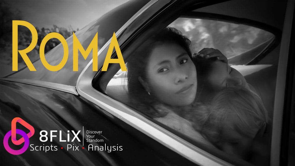 The Roma screenplay and script
