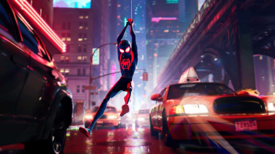 Spider-Man: Into the Spider-Verse (2018) • Screenplay