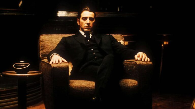 The Godfather: Part II (1974) • Screenplay
