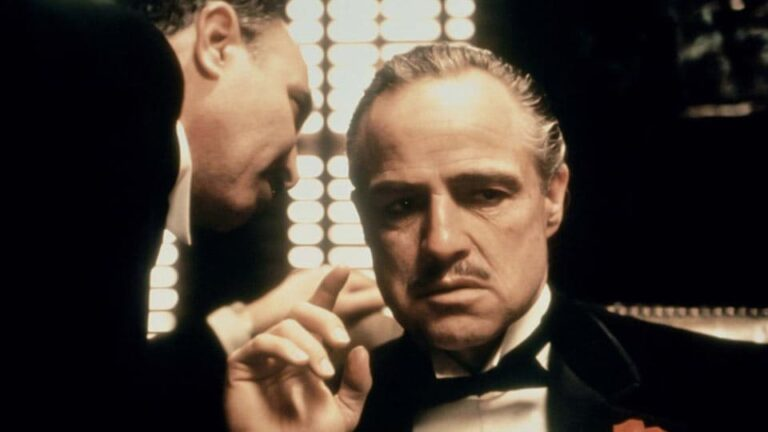 The Godfather (1972) • Screenplay