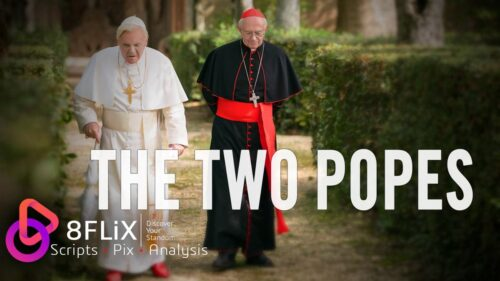The Two Popes screenplay and script